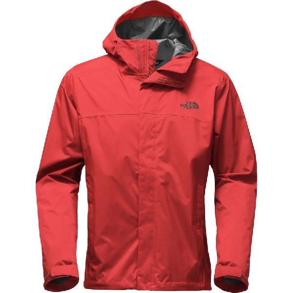 (取寄)ノースフェイス メンズ ベンチャー 2 フーデッド ジャケット The North Face Men's Venture 2 Hooded Jacket Cardinal Red/Cardinal Red