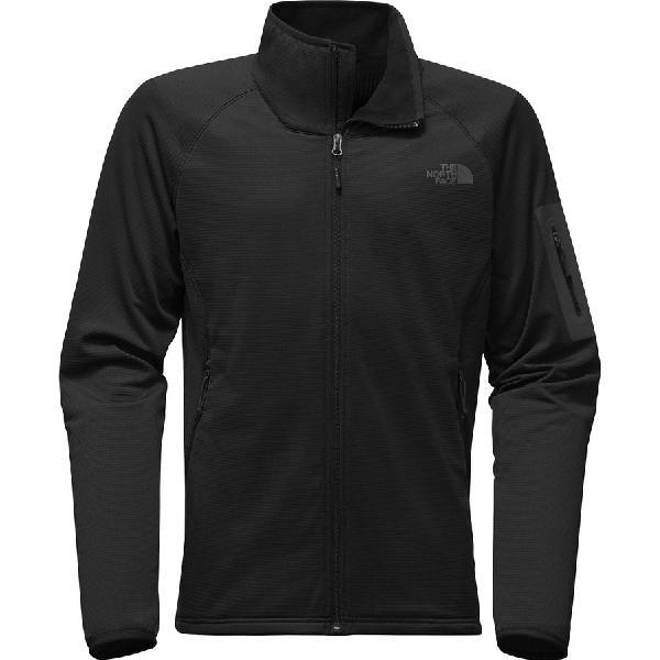 (取寄)ノースフェイス メンズ ボアード フリース ジャケット The North Face Men's Borod Fleece Jacket Tnf Black/Tnf Black