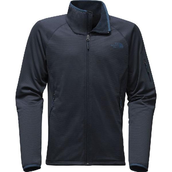 (取寄)ノースフェイス メンズ ボアード フリース ジャケット The North Face Men's Borod Fleece Jacket Urban Navy/Urban Navy