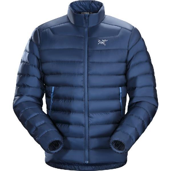 【クーポンで最大2000円OFF】(取寄)アークテリクス メンズ セリウム LT ダウン ジャケット Arc'teryx Men's Cerium LT Down Jacket Triton