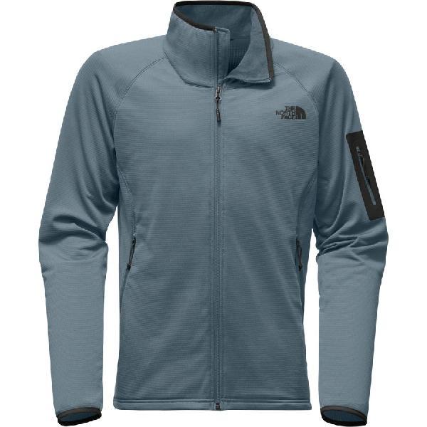 (取寄)ノースフェイス メンズ ボアード フリース ジャケット The North Face Men's Borod Fleece Jacket Conquer Blue