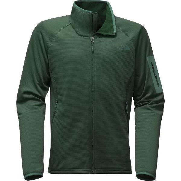(取寄)ノースフェイス メンズ ボアード フリース ジャケット The North Face Men's Borod Fleece Jacket Darkest Spruce