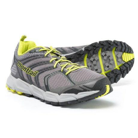 (取寄)モントレイル メンズ カルドラド ランニング シューズ Montrail Men's Caldorado Running Shoes Light Grey/Zour