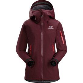 (取寄)アークテリクス レディース ビーター SV ジャケット Arc'teryx Women Beta SV Jacket Crimson