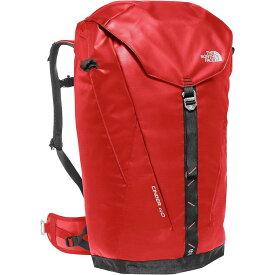 (取寄)ノースフェイス シンダー 40L バックパック The North Face Men's Cinder 40L Backpack Fiery Red/Tnf Black