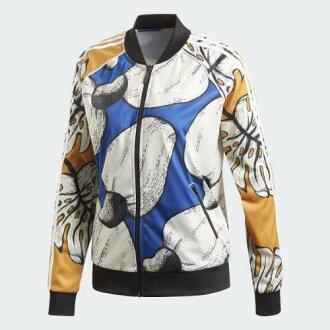 (취기) 아디다스오리지나르스레디스 SST 트럭 재킷 adidas originals Women SST Track Jacket Multicolor