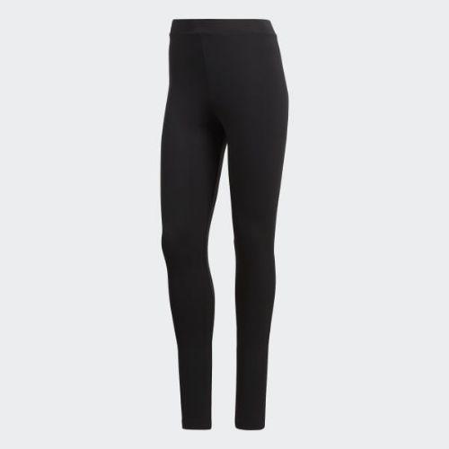 (取寄)アディダス オリジナルス レディース トレフォイル レギンス adidas originals Women Trefoil Leggings Black