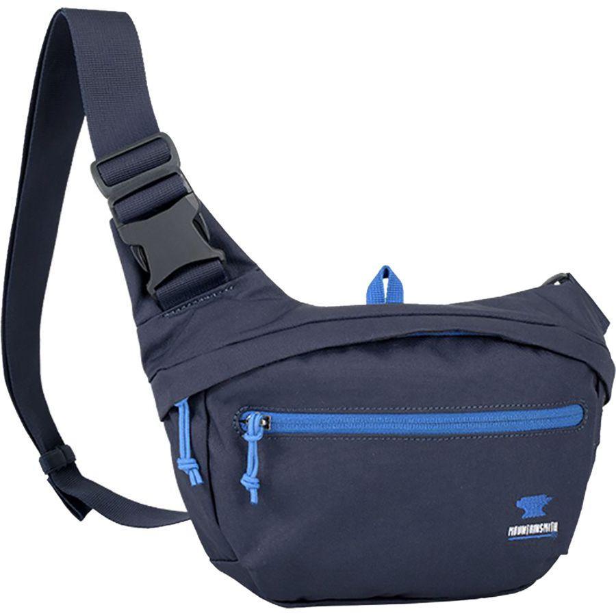 (取寄)マウンテンスミス ノックアバウト 4L バッグ スリング Mountainsmith Men's Knockabout 4L Sling Bag Deep Blue