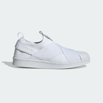 23d243688f ... オリジナルスレディーススーパースタースリップーオンシューズ adidas originals Women Superstar Slip-On  Shoes Cloud White   Cloud White   Core Black