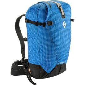 (取寄)ブラックダイヤモンド シルク 45L バックパック リュック バッグ Black Diamond Men's Cirque 45L Backpack Ultra Blue