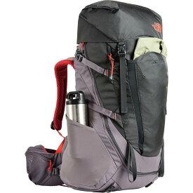 (取寄)ノースフェイス レディース テラ 55L バックパック The North Face Women Terra 55L Backpack Rabbit Grey/Asphalt Grey