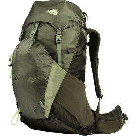 (取寄)ノースフェイス レディース ハイドラ 38L バックパック The North Face Women Hydra 38L Backpack New Taupe Green/Four Leaf Clover