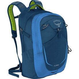 (取寄)オスプレー ユニセックス フレア 22L バックパック Osprey Packs Men's Flare 22L Backpack Boreal Blue