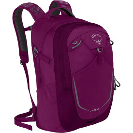 (取寄)オスプレー ユニセックス フレア 22L バックパック Osprey Packs Men's Flare 22L Backpack Eggplant Purple