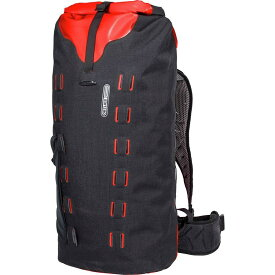 (取寄)オルトリーブ ユニセックス ギア パック Ortlieb Men's Gear Pack Black/Red