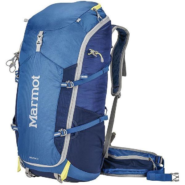 (取寄)マーモット グラビトン 34 バックパック Marmot Graviton 34 Backpack Blue Night/Dark Ink