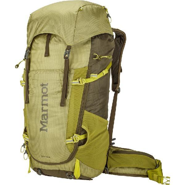 (取寄)マーモット グラビトン 38 バックパック Marmot Graviton 38 Backpack Citronelle/Olive