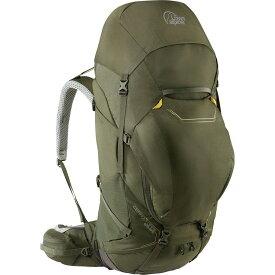 (取寄)ロウアルパイン ユニセックス セロ トーレ 65:85L バックパック Lowe Alpine Men's Cerro Torre 65:85L Backpack Dark Olive