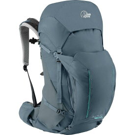 (取寄)ロウアルパイン レディース アルタス ND40:45L バックパック Lowe Alpine Women Altus ND40:45L Backpack Dark Slate