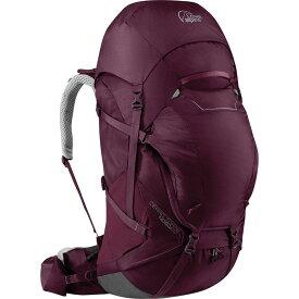 (取寄)ロウアルパイン レディース セロ トーレ ND60:80L バックパック Lowe Alpine Women Cerro Torre ND60:80L Backpack Fig