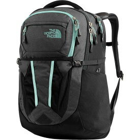 (取寄)ノースフェイス レディース リーコン 30L バックパック The North Face Women Recon 30L Backpack Asphalt Grey Light Heather/Windmill Blue