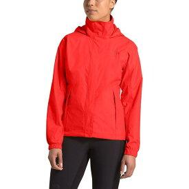 (取寄)ノースフェイス レディース リゾルブ 2 フーデッド ジャケット The North Face Women Resolve 2 Hooded Jacket Fiery Red