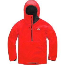 (取寄)ノースフェイス メンズ サミット L3 ヴェントリックス 1/2-Zipフーデッド ジャケット The North Face Men's Summit L3 Ventrix 1/2-Zip Hooded Jacket Fiery Red/Tnf Black