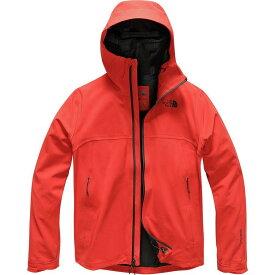 (取寄)ノースフェイス メンズ アペックス フレックス Gtx 3.0 ジャケット The North Face Men's Apex Flex GTX 3.0 Jacket Fiery Red/Asphalt Grey
