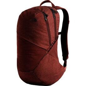 (取寄)ノースフェイス レディース イザベラ 17L バックパック The North Face Women Isabella 17L Backpack Sequoia Red Light Heather/Sequoia Red