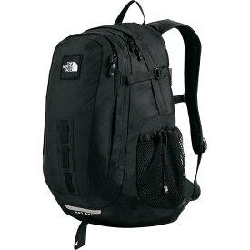 (取寄)ノースフェイス ホット ショット SE 30L バックパック The North Face Men's Hot Shot SE 30L Backpack Tnf Black/Tnf Black