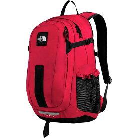 (取寄)ノースフェイス ホット ショット SE 30L バックパック The North Face Men's Hot Shot SE 30L Backpack Tnf Red/Tnf Black