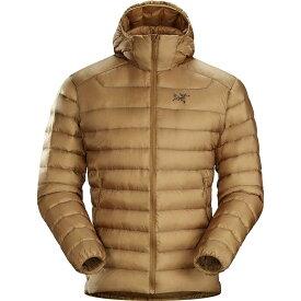 (取寄)アークテリクス メンズ セリウム LT フーデッド ダウン ジャケット Arc'teryx Men's Cerium LT Hooded Down Jacket Yukon