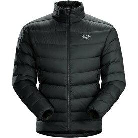 (取寄)アークテリクス メンズ トリウム AR ダウン ジャケット Arc'teryx Men's Thorium AR Down Jacket Black