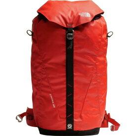 (取寄)ノースフェイス ユニセックス シンダー 55L バックパック The North Face Men's Cinder 55L Backpack Fiery Red/Tnf Black