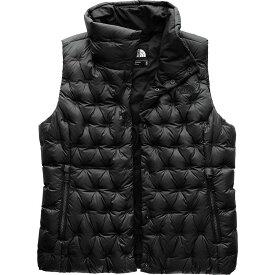(取寄)ノースフェイス レディース ホラダウン クロップ ダウン ベスト The North Face Women Holladown Crop Down Vest Tnf Black