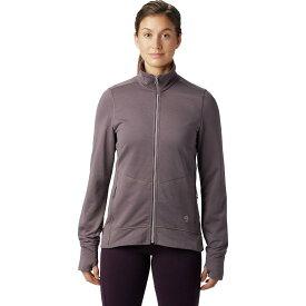 (取寄)マウンテンハードウェア レディース ノース ピーク フルジップ ジャケット Mountain Hardwear Women Norse Peak Full-Zip Jacket Purple Dusk