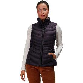 (取寄)ノースフェイス レディース アコンカグア 2 ダウン ベスト The North Face Women Aconcagua II Down Vest Shiny Galaxy Purple