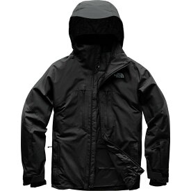 (取寄)ノースフェイス メンズ パウダー ガイド フーデッド ジャケット The North Face Men's Powder Guide Hooded Jacket Tnf Black