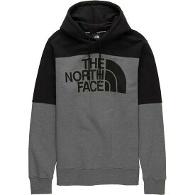 (取寄)ノースフェイス メンズ ドリュー ピーク プルオーバー パーカー The North Face Men's Drew Peak Hoodie Pullover Tnf Medium Grey Heather/Tnf Black