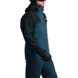 (取寄)ノースフェイス メンズ パウダーフロー ジャケット The North Face Men's Powderflo Jacket Tnf Black