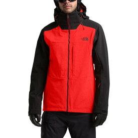 (取寄)ノースフェイス メンズ アペックス ストーム ピーク トリクラメイト ジャケット The North Face Men's Apex Storm Peak Triclimate Jacket Fiery Red/Tnf Black