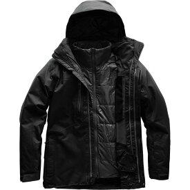 (取寄)ノースフェイス メンズ クレメント トール トリクラメイト ジャケット The North Face Men's Clement Tall Triclimate Jacket Tnf Black