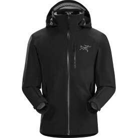 (取寄)アークテリクス メンズ カシアー ジャケット Arc'teryx Men's Cassiar Jacket Black