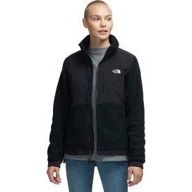 (取寄)ノースフェイス レディース デナリ 2 フリース ジャケット The North Face Women Denali 2 Fleece Jacket Tnf Black/Tnf White Logo