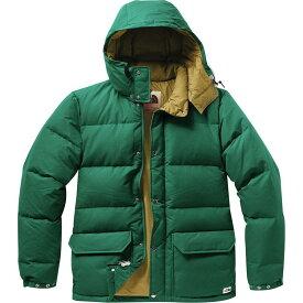 【エントリーでポイント5倍】(取寄)ノースフェイス メンズ ダウン シエラ 3.0 ジャケット The North Face Men's Down Sierra 3.0 Jacket Night Green/British Khaki
