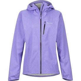 【クーポンで最大2000円OFF】(取寄)マーモット レディース エッセンス ジャケット Marmot Women Essence Jacket Paisley Purple