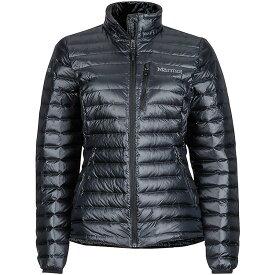 【クーポンで最大2000円OFF】(取寄)マーモット レディース クエーザー ノヴァ ダウン ジャケット Marmot Women Quasar Nova Down Jacket Black