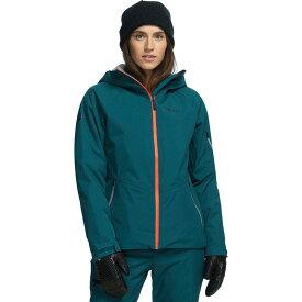 【クーポンで最大2000円OFF】(取寄)マーモット レディース レフュージ インサレーテッド ジャケット Marmot Women Refuge Insulated Jacket Deep Teal