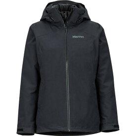 【クーポンで最大2000円OFF】(取寄)マーモット レディース フェザーレス コンポーネント ジャケット Marmot Women Featherless Component Jacket Black