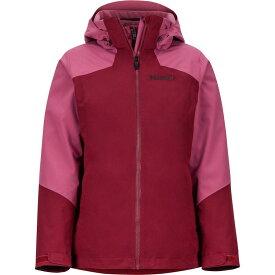 【クーポンで最大2000円OFF】(取寄)マーモット レディース フェザーレス コンポーネント ジャケット Marmot Women Featherless Component Jacket Claret/Dry Rose